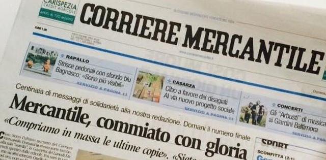 Corriere Mercantile, sette mesi di silenzio