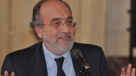 Giuseppe Giulietti, presidente della FNSI