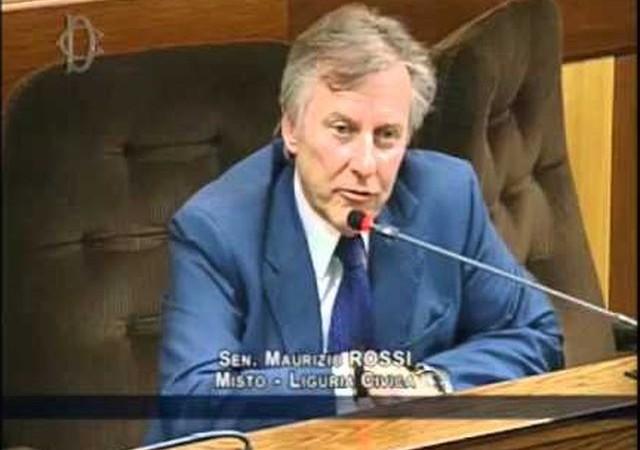 Senatore Maurizio Rossi