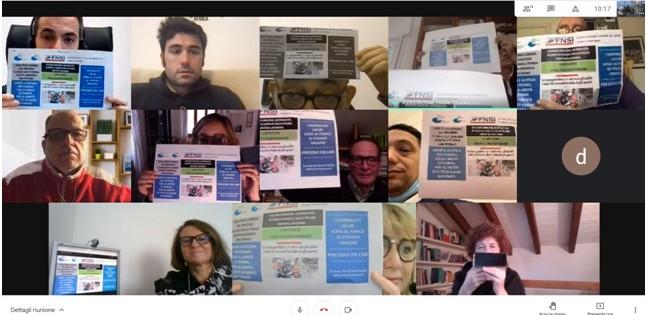 Flash mob virtuale per l'udienza del processo sul pestaggio a Stefano Origone